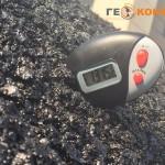Мерење на асфалтна температура