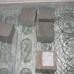 Базен за нега на бетонски пробни тела