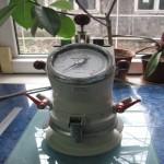 Апарат за испитување, метод со притисок - А