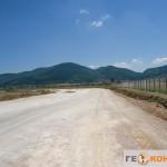 Основна внатрешна инфраструктура за ТИРЗ Струга